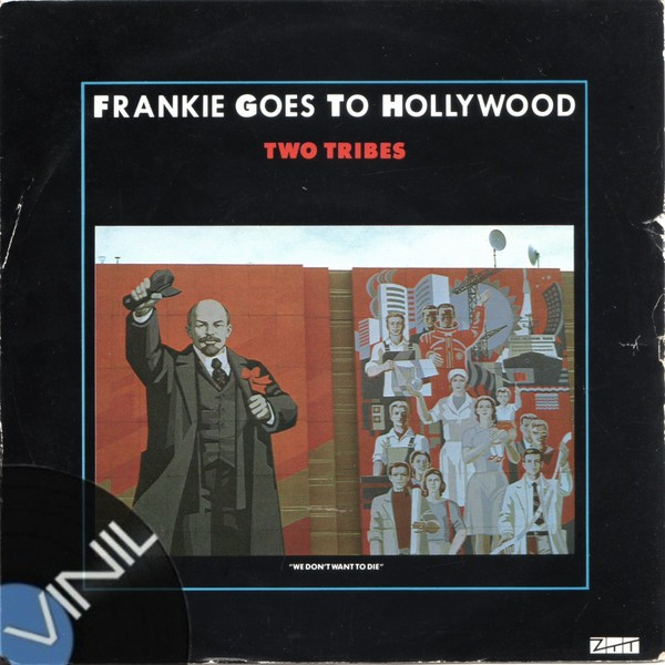 Vinil: FRANKIE GOES TO HOLLYWOOD - Two Tribes