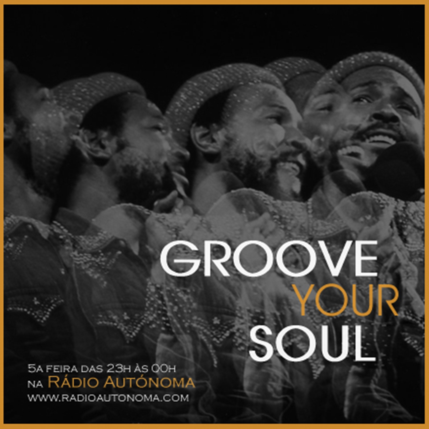 GROOVE YOUR SOUL #104