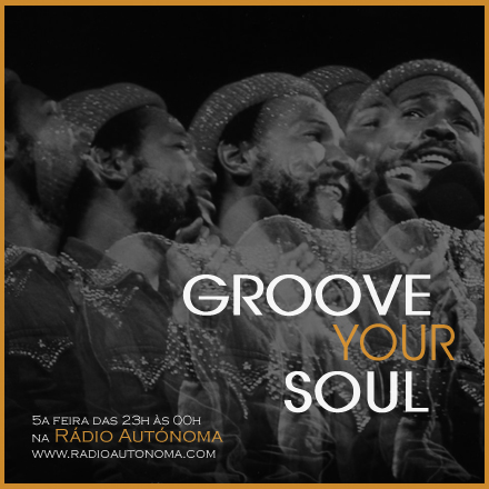 GROOVE YOUR SOUL #54 (Groove �frica #01)