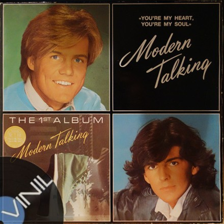 Vinil: MODERN TALKING - Youre My Heart, Youre My Soul