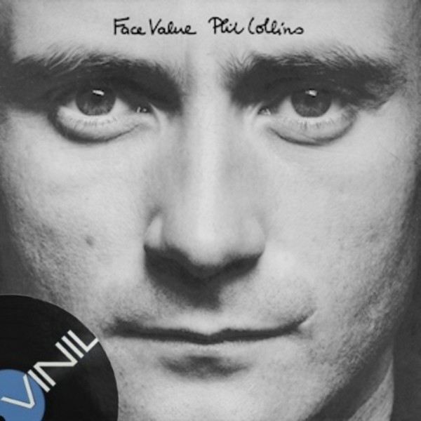 Vinil: PHIL COLLINS - In The Air Tonight