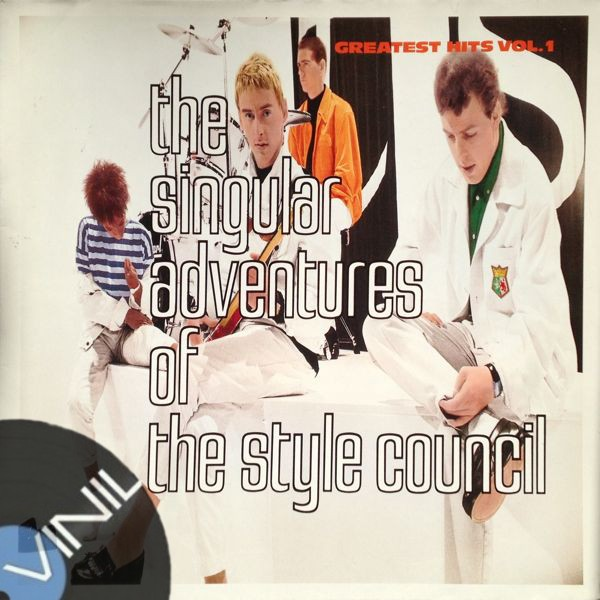 Vinil: STYLE COUNCIL - Long Hot Summer
