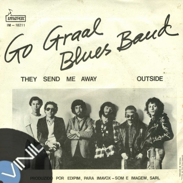 Go Graal Blues Band - They Send Me Away