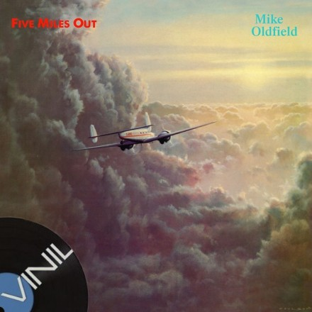 Vinil: MIKE OLDFIELD - Five miles out