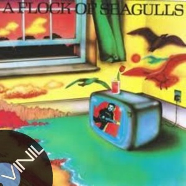 Vinil: A FLOCK OF SEAGULLS - Modern Love Is Automatic