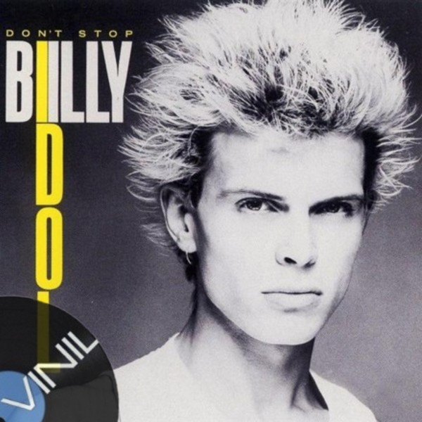 Vinil: BILLY IDOL -  Dancing with myself