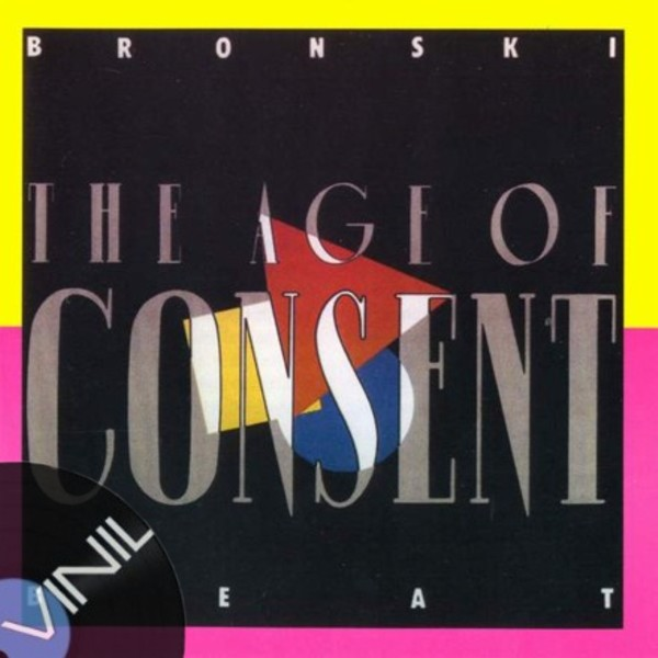 Vinil: BRONSKI BEAT - Tell me why