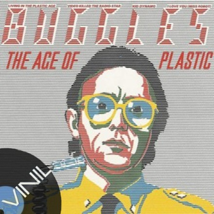 Vinil. BUGGLES - Video Killed the Radio Star
