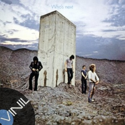 Vinil: THE WHO - Baba ORiley