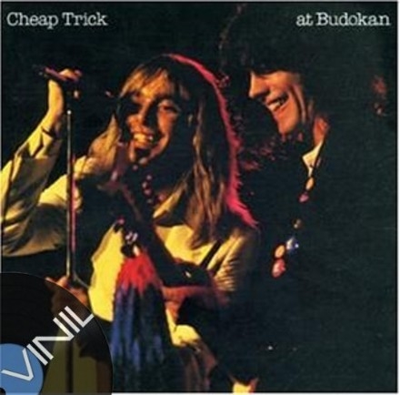 Vinil: CHEAP TRICK - Surrender
