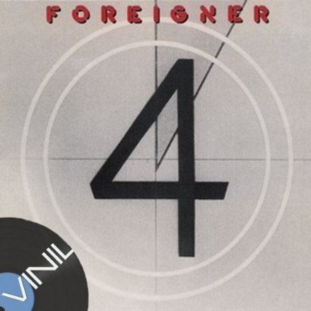 Vinil: FOREIGNER - Waiting for a girl like you