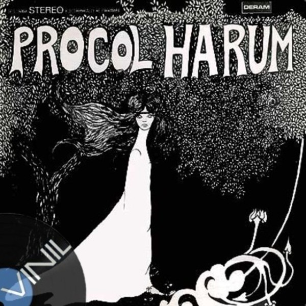 Vinil: PROCUL HARUM -  A Whiter Shade of Pale