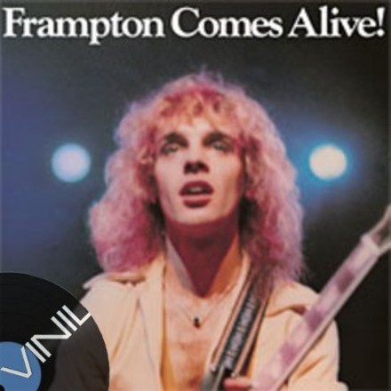 Vinil: PETER FRAMPTON - Do you feel like we do